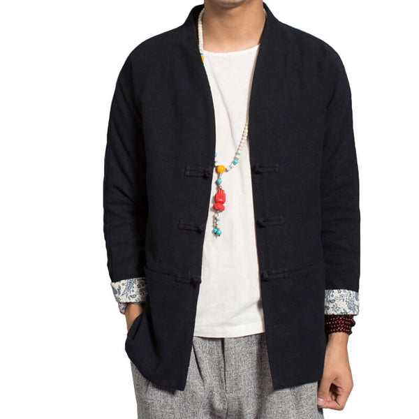 Kyosen V-Neck Jacket