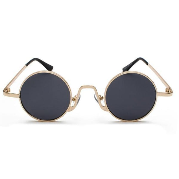 Colden Round Vintage Sunglasses