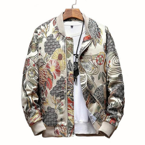 Kasume Bomber Jacket