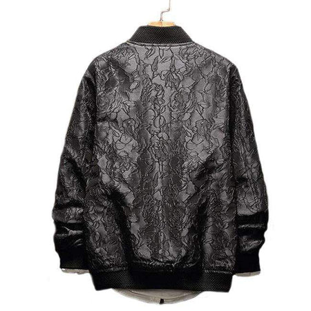 Black Rozu Jacket