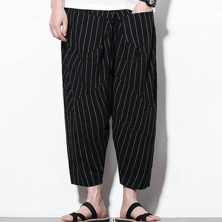 Tanjunna Stripe Pants
