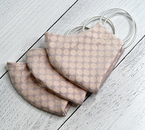 Fitted Face Mask with Filter Pocket- Multiple Fabrics Available - Shawn Christopher