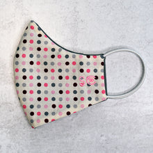 Fitted Face Mask with Filter Pocket- Multiple Fabrics Available