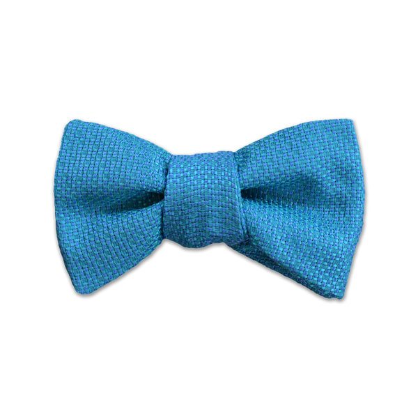Modified Butterfly Bow Tie - Emerald Silk Matka - Shawn Christopher