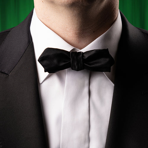 Batwing Slim Diamond Bow Tie - Shawn Christopher
