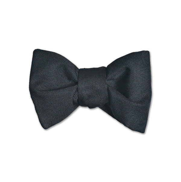 Wide Line Bow Tie - Grosgrain - Shawn Christopher