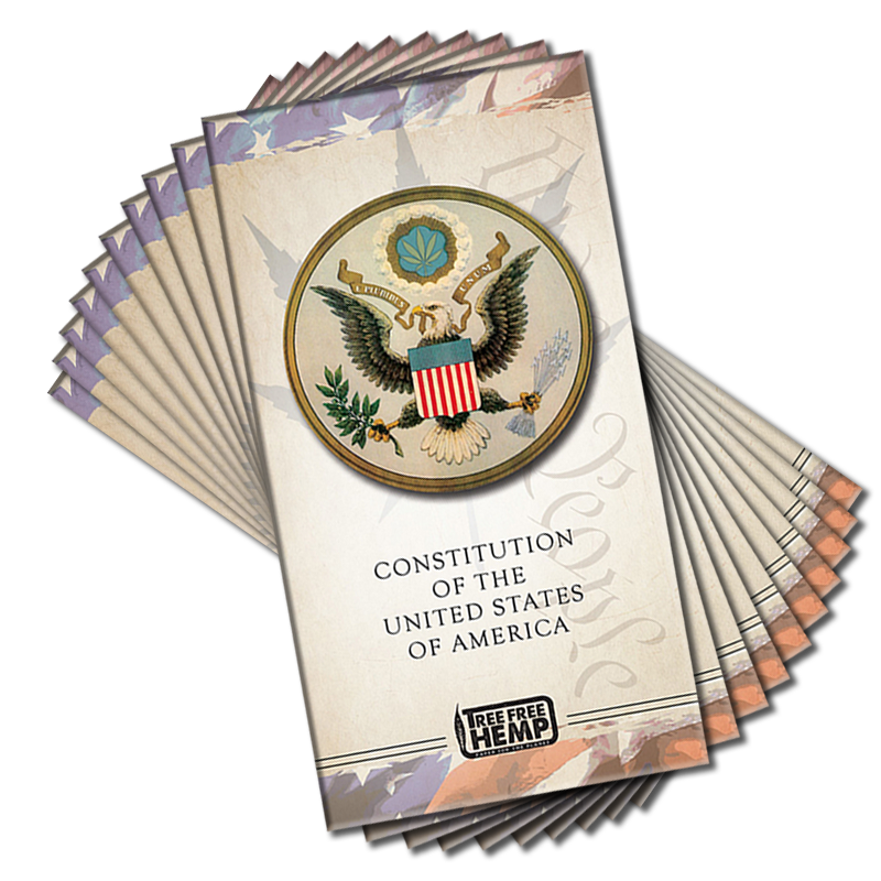 10 Pack - Constitution of the United States of America