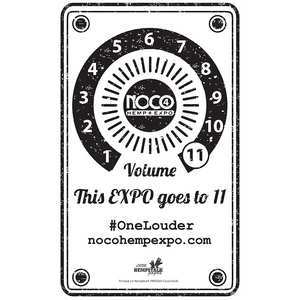 NoCo4 - #OneLouder - HempStalk Limited Edition