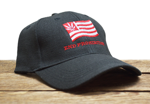 Hemp Flag Hats - End Prohibition
