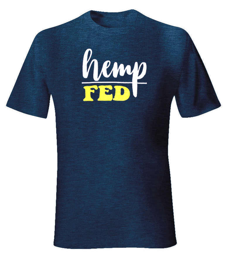 Hemp Fed - Men's T-shirt