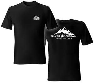 Silver Mountain Hemp Guitars Original T-shirt