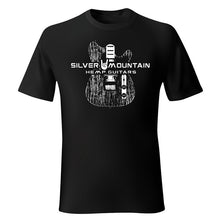 Silver Mountain Hemp Guitars - Hempwood T-shirt