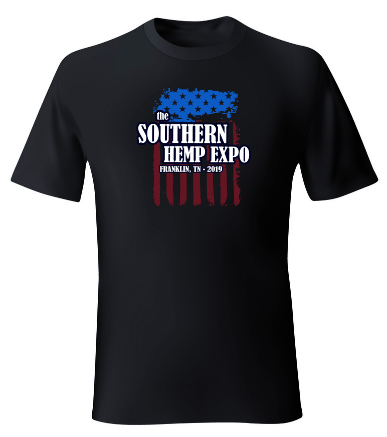 Southern Hemp Expo 2019 - Men's T-shirts
