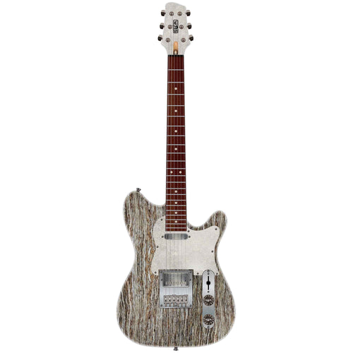 Silver Mountain HempCaster Guitar v1 - Blonde