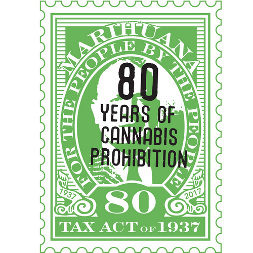 80 Years of Cannabis Prohibition - HempStalk Limited Edition - 6 colors