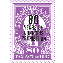 80 Years of Cannabis Prohibition – HempStalk Limited Edition – 6 colors