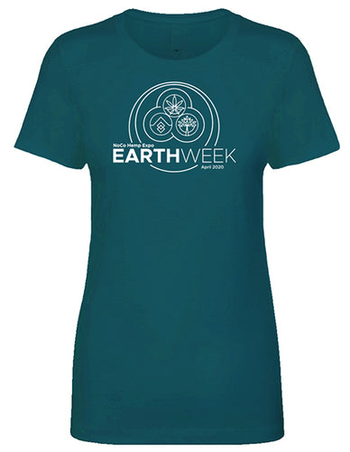 Earth Week 2020 Women's  T-Shirt - Limited Edition