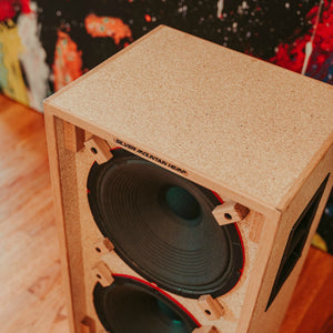 2x12  Sun + Soil Series Hemp Speaker Cabinets