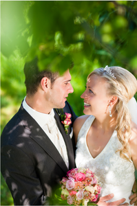 How to Look Your Best in Photos on Your Wedding Day by SommerSparkle