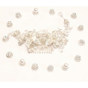 Choosing Wedding Jewellery & Accessories for Each Season