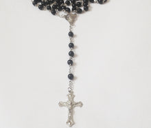 Rosary Beads, These beautiful circular rosary beads are an excellent way of expressing your faith or as a fashion accessory. In addition to the beads it has an oval shaped Madonna image, which is situated in the centre of the necklace further enhancing the design of the rosary. These rosary beads would be perfect as a First Communion or Confirmation Gift