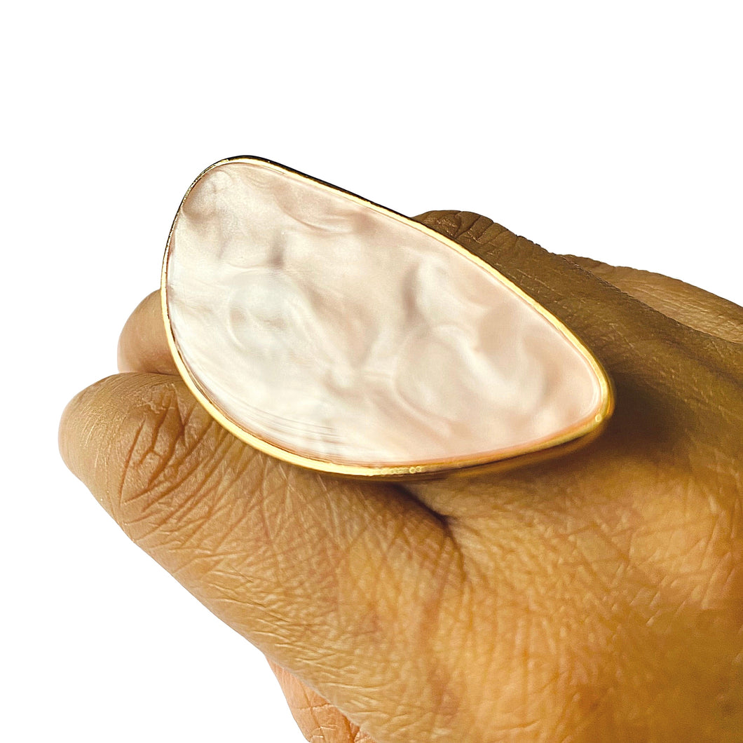 'Blush' Ring by SommerSparkle