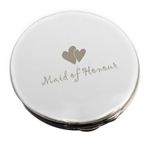 Maid of Honour Compact Mirror