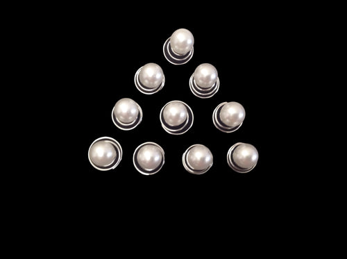 Classic Pearl Hair Jewels, create a classic and feminine look by adding these faux pearl hair jewels, coils, spirals, twists to your outfit. The perfect decoration for all special occasions including communion, proms and weddings