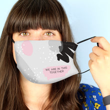 Personalised Fashion Face Mask from SommerSparkle