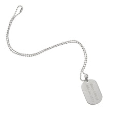 Personalised Tag Necklace