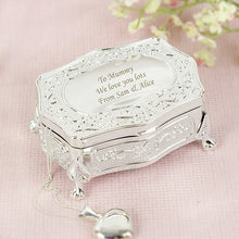 Personalised Petite Trinket Box from SommerSparkle