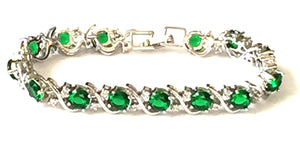 'Prosperity' Bracelet a beautiful crystal bracelet, make this your lucky bracelet
