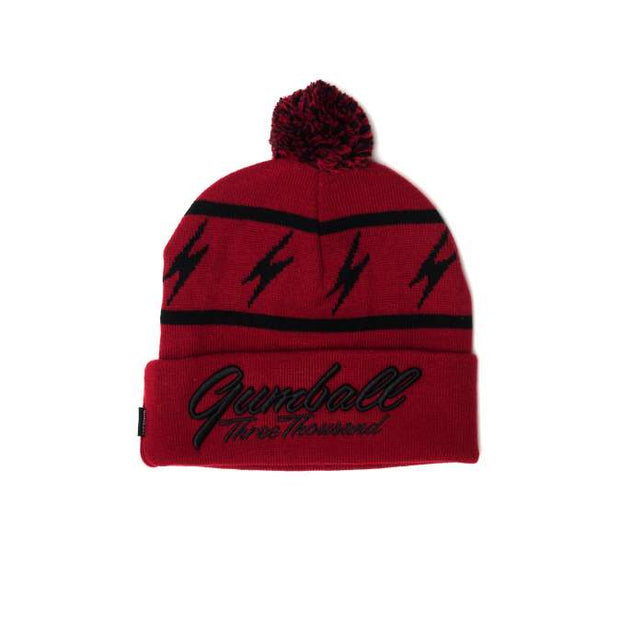SCRIPT BOBBLE RED