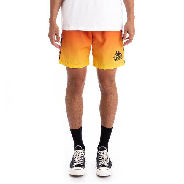GB X KAPPA 2019 SHORTS SUNSET