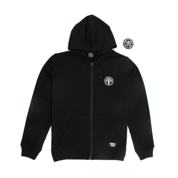 Patch Zip Hood