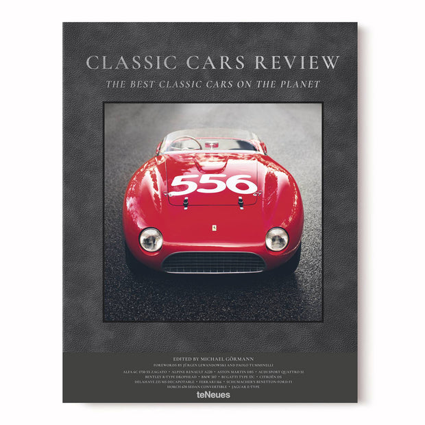 Classic Cars Review · The Best Classic Cars on The Planet