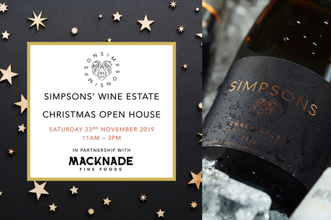 Simpsons' Wine Estate - Christmas Open House