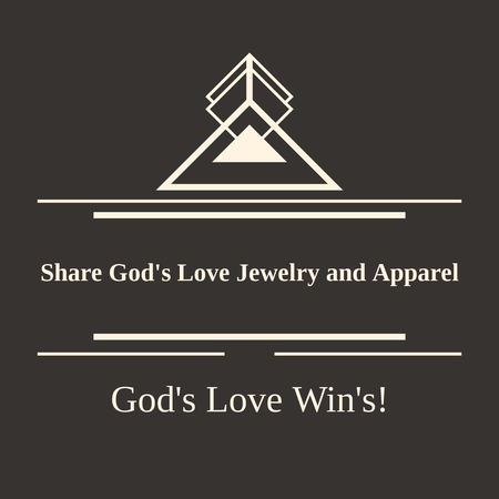 Share God's Love Jewelry and Apparel