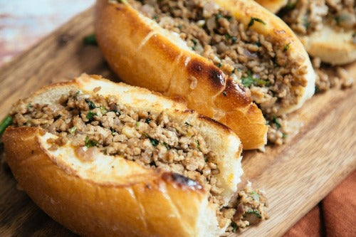 Chicken Cheesesteaks (5 lbs)