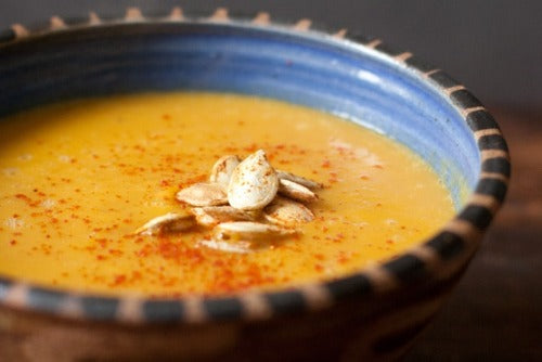 Spiced Pumpkin Soup Box