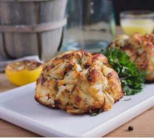 Crab Cakes (6 Pieces)