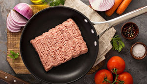 Ground Turkey - 4 (1 lb) Portions