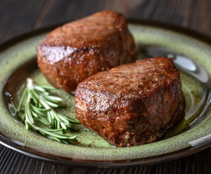 100% Grass-Fed Prime Filet Mignon Steak Box - 4 (6 oz) Portions