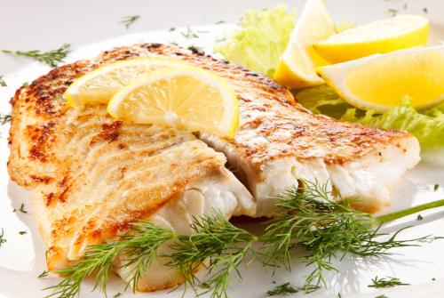 Wild Caught Flounder Box - 8 (5 oz) Portions