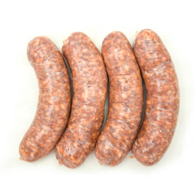 Hot Italian Sausage Box (5 lbs)