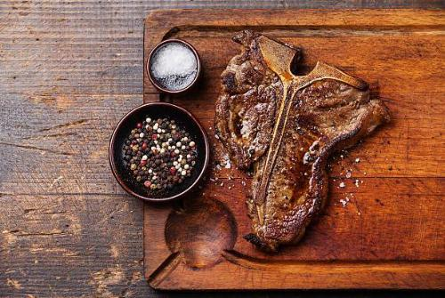 T-Bone Steak Box - 2 (1 lb) Portions