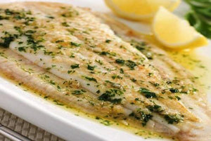 Wild Caught Lemon Sole Box (6 Pieces)