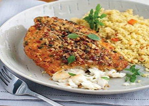 Tortilla Crusted Tilapia Box (6 Pieces)