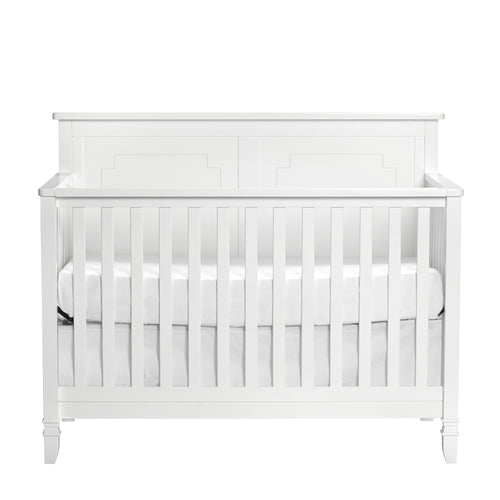 Asher 4-in-1 Lifetime™ Crib White