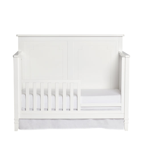 Asher Toddler Guardrail White